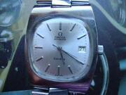 Herren Armbanduhr Omega