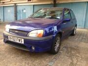 Ford Fiesta 1.6 Zetec S