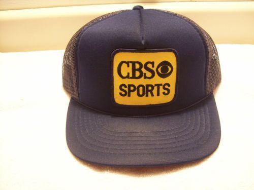 Cbs Sports Hat Ebay