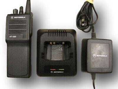 Motorola Ht1000 Vhf 16 Ch 136-174