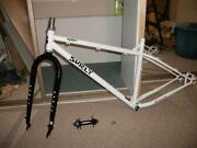 Steel Mountain Bike Frame