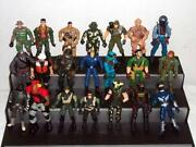 Gi Joe Figure Lot