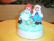 Raggedy Ann Music Box