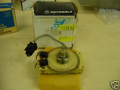 Motorola 24-25240c11 121291-2 4509-4 Encoder Motor New