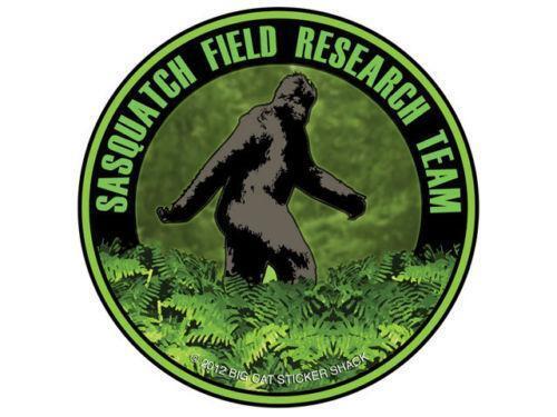 Sasquatch Sticker Ebay
