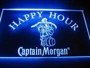 Happy Hour Neon Sign