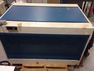 Eaci Envirco 10571 Horizontal Clean Bench Solvent Hood 115v 8.9a Laminar Flow
