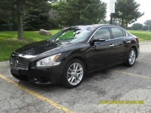 2011 Nissan Maxima LOADED Sedan
