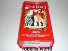 Uncle Tobys Collectable Advertising Tins