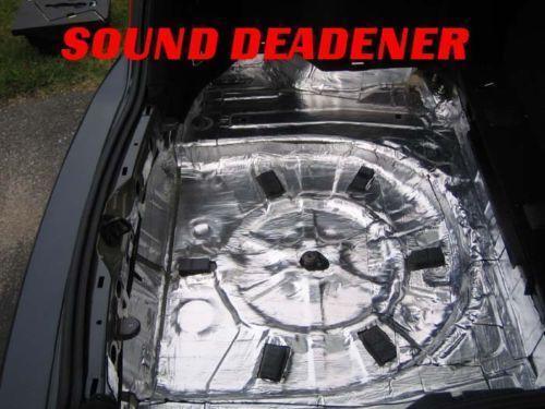 U Seal Sound Deadener Sound Deadening...