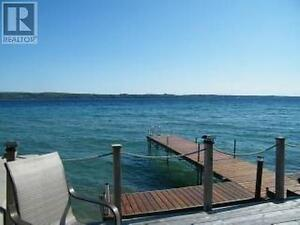 Lakefront retreat! HOT TUB! Crystal Clear waterfront, Sleeps 8 Kitchener / Waterloo Kitchener Area image 3