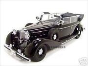 1938 Mercedes 1:18