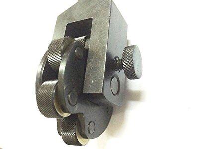 New 6 Knurls Rotating Head Knurling Tool -multi Knurl Pitch Design