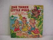 Three Little Pigs Record
