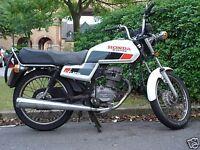 I Need a Honda CG125 1989 Engine