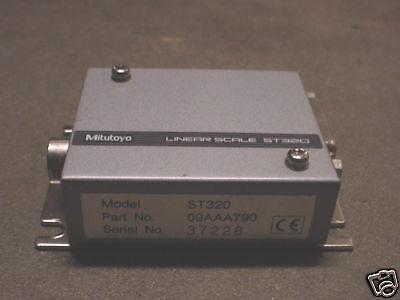 Mitutoyo Linear Scale St320 09aaa790