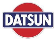 Datsun Sign