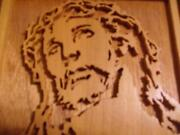 Carved Wood Picture