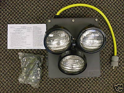 Dual-lite Emergency Lighting Unit N4x14i-120-sat New