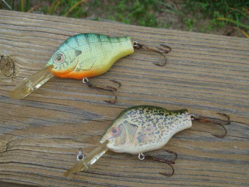 Vintage fishing lures ebay for Vintage fishing tackle