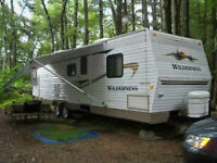 2007 Travel Trailer - 32 Foot Fleetwood Wilderness