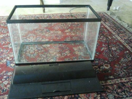 5 Gallon Used Fish Tanks Ebay