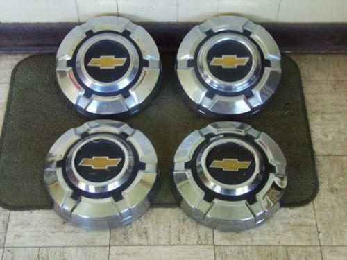 Chevy Pickup Hubcaps: Parts & Accessories | eBay