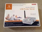 USB Printer Server