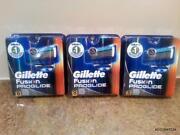 Gillette Fusion Blades 24
