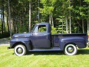 1950 Ford F1 Classic Completly Restored Ground Up