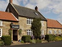 Experienced Chef wanted at busy country inn