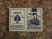 Steamboat Playing Cards