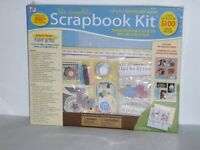 The Complete Scrapbook Kit