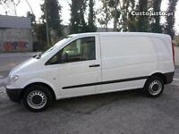 Wanted. Mercedes Vito Van. Year 2000 to 2005.