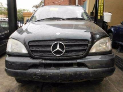 MERCEDES ML320 2000 4WD 5SPEED AUTO - Stock #M1011 - WRECKING Bankstown Bankstown Area Preview