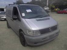 MERCEDES VITO 2.2 DIESEL AIR COND COMPRESSOR 98 TO 04 (TMP-88740) Brisbane South West Preview