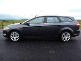 2008 (58) Ford Mondeo Estate 2.0 TDCI Titanium X