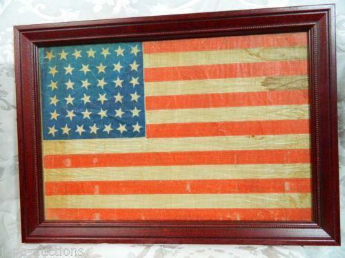 48 Star Flag | eBay