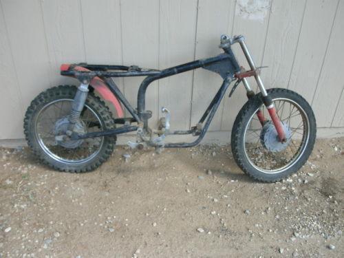 Mini Bike Frame : Used mini bike frame ebay