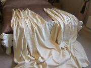 Gold Damask Curtains