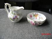 Royal Crown Derby Posies Jug