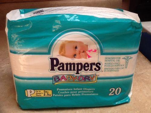 pampers newborn bleer