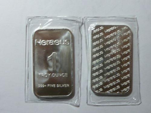 Heraeus Silver Ebay