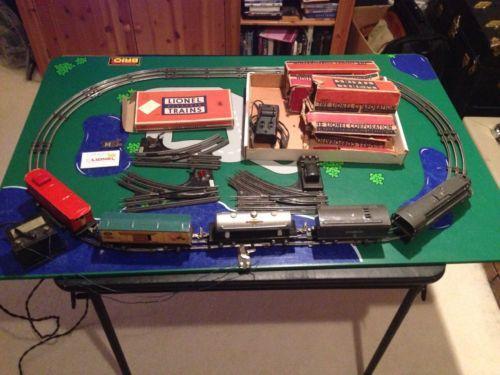 Lionel Christmas Train Set
