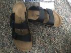 Birkenstock Black Slippers for Men