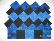 Bright Blue Fabric