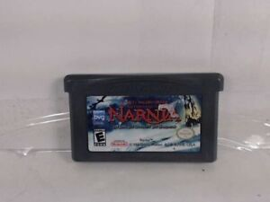 CHRONICLES OF NARNIA LION WITCH AND THE WARDROBE --- GAMEBOY