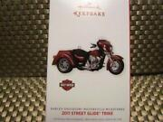 Harley Davidson Christmas Ornaments