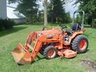 Tractor Loader Mower