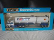 Matchbox Superkings Tanker